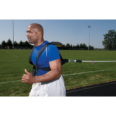 Padded Chest Harness (Single) by TurfCordz®